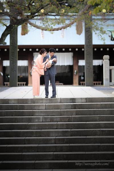 お宮参り写真撮影@横浜伊勢山皇大神宮 3時間コース【撮影レポート】