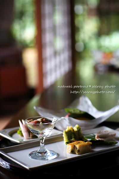 古民家カフェ お料理イメージ