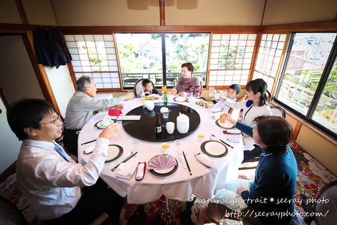 七五三・お宮参りの出張撮影。会食場所はどうする?