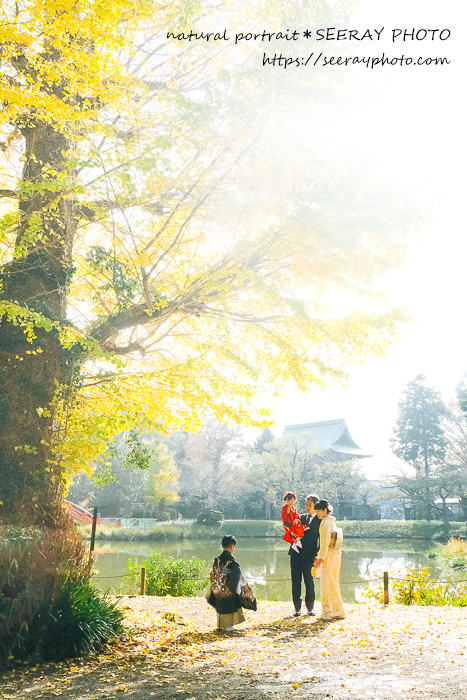七五三 出張撮影レポ|称名寺→瀬戸神社【お客様の声】<br />なぜ準備段階からパパを巻き込むことが大切なのか?