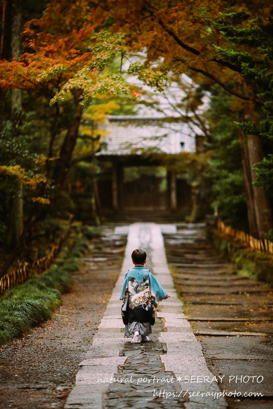 鎌倉 七五三